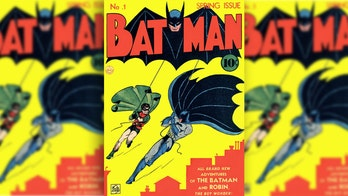 Florida man arrested after he allegedly tried to sell Batman comics from $1.4M collection, cops say