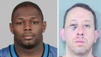 Ex-NFL player tackled 'peeping Tom' outside daughter's window: report