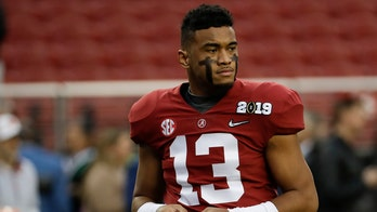 Tagovailoa looking forward to going full speed in March
