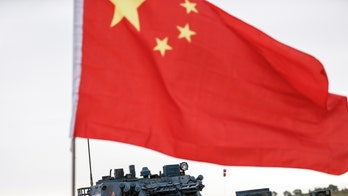 Pentagon warns that China's Naval power is growing