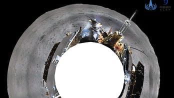 China's lunar probe snaps first panoramic pic of the far side of the Moon