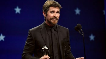 Christian Bale says it's 'lovely' to confuse others with his British accent