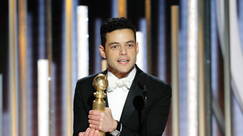 Rami Malek responds to that awkward stage moment with Nicole Kidman at the Golden Globes