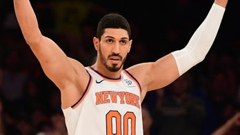 Knicks' Turkish star Enes Kanter to skip London trip: 'There's a chance I can get killed out there'