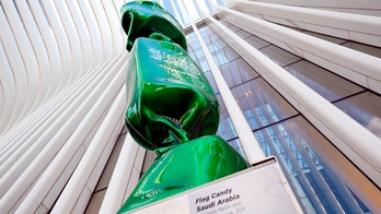 Ground Zero art exhibit featuring Saudi flag to be removed from site, officials say