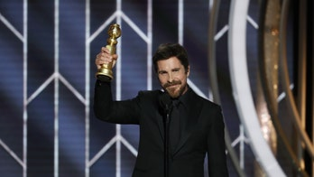 Christian Bale baffles Golden Globes audiences with Welsh accent