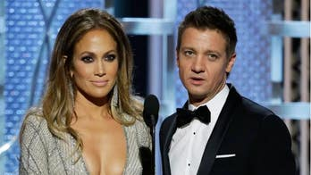 Golden Globes' jaw-dropping moments, from Jennifer Lopez's plunging dress to Jack Nicholson's odd confession
