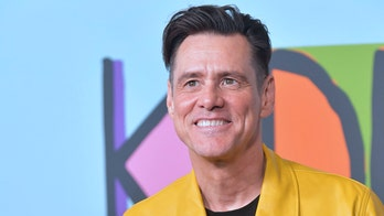 Jim Carrey slams 'tyrant' Trump's alleged Saudi ties in gruesome painting