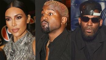 Kim Kardashian tweets defense of Kanye West after he seemingly defends R. Kelly, Michael Jackson