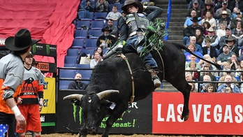 Professional bull rider Mason Lowe died after animal stomped on chest during Colorado event