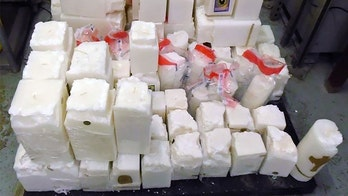 Meth, cocaine overdoses rise as Mexican cartels sidestep anti-opioid crackdown
