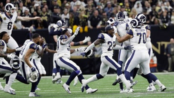 Rams stun Saints in overtime to win NFC Championship