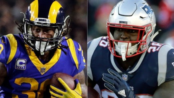 Super Bowl LIII will feature star Georgia Bulldogs running backs
