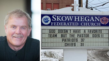 Maine pastor accurately predicts Patriots-Chiefs score: 'Would like to think it was divine intervention'