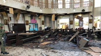 ISIS claims responsibility for Philippines church bombing that killed at least 20