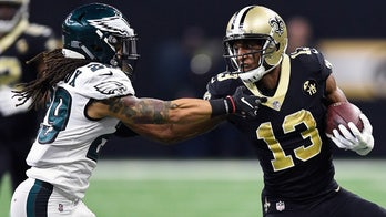Saints end Eagles repeat dream, Patriots blow out Chargers to set conference title games