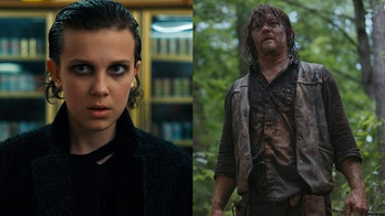 'Stranger Things' and 'The Walking Dead' named most in-demand shows in the world