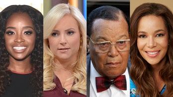 'The View' grills Women's March co-founder Tamika Mallory over ties to Louis Farrakhan