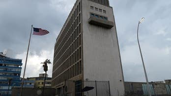 Mysterious sounds recorded at Cuba Embassy were … crickets