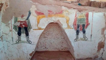 Ancient Egypt tombs dating back to Roman times unearthed