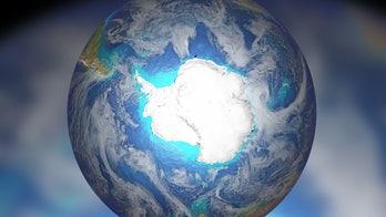 Earth's tilt may exacerbate a melting Antarctic