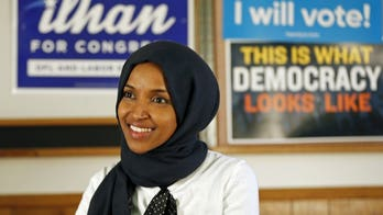 Poster connecting Rep. Ilhan Omar to 9/11 terror attacks ignites outrage at West Virginia capitol