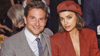 Bradley Cooper's supermodel girlfriend Irina Shayk gushes about motherhood