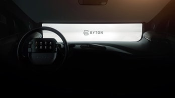Chinese car company Byton wants to put a tablet in your steering wheel