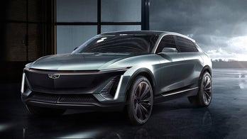 Cadillac reveals Tesla-fighting electric SUV