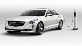Cadillac plans to announce electric car push, report says