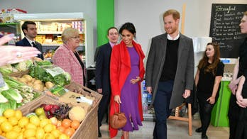 Meghan Markle sports $4,400 outfit at royal engagement
