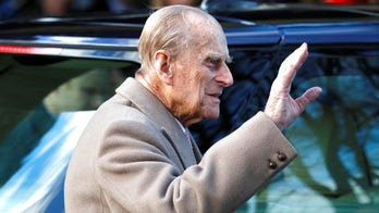 Prince Philip spotted driving without seatbelt two days after car crash