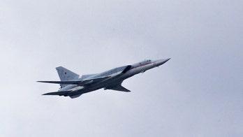 Russian bomber explodes during landing, killing 3