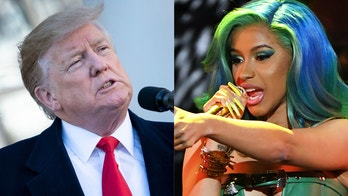 Cardi B slams Donald Trump over police brutality against people of color: 'He don't care'