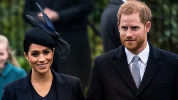 Meghan Markle and Prince Harry sneak in PDA during Cirque du Soleil date night