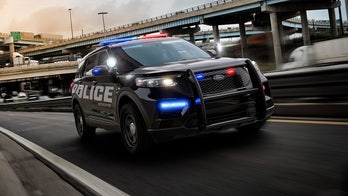 Ford's new cop car is fast and frugal