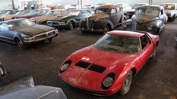 Amazing collection of 81 'barn find' cars is worth a fortune