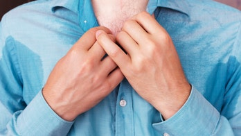 Man's excessive sweating episodes linked to undetected seizures