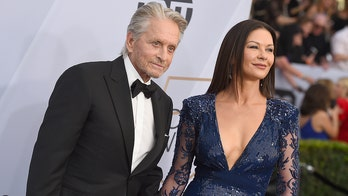 Michael Douglas admits wife Catherine Zeta-Jones still gives him butterflies after all these years