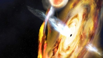'Light echoes' of black hole reveal clues behind dazzling x-ray flares