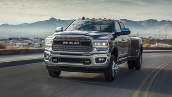 The 2019 Ram Heavy Duty pickup is a monstrous truck