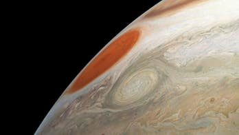NASA's Juno spacecraft captures Jupiter's massive storms, revealing planet's 'striking blemish'