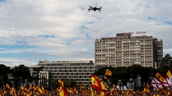 Spanish police bust drug smuggling ring that was using drones to spy on authorities