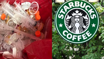 Starbucks rolls out safe needle disposal boxes in select markets