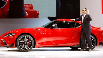 Toyota Supra returns for 2020 with help from BMW