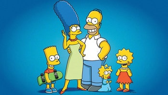 'The Simpsons' put a popular gif of Homer in episode