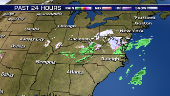 Storm that brought snow, ice across US exits the East Coast