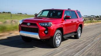 Toyota recalling 1.3 million vehicles to fix Takata air bags