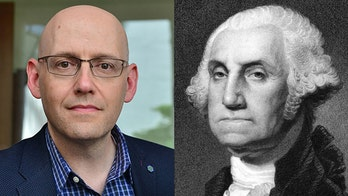Brad Meltzer explores secret plot to kill George Washington in Fox Nation special