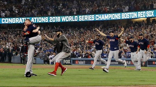 Government shutdown may prevent Boston Red Sox from visiting White House